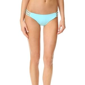 New L*space low dowm hipster bottom bright green
